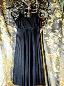 SAPRANO BLACK DRESS